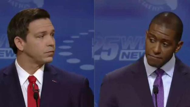 Politifact Florida: DeSantis Claims Gillum Changed Plans for Charter Schools