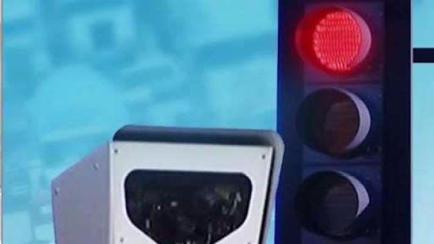 Red Light Camera Warnings