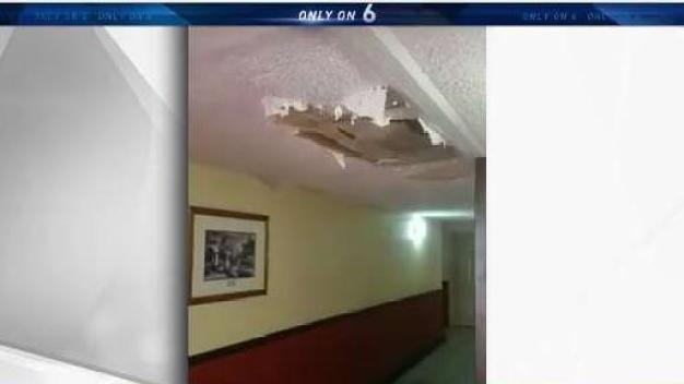 Residents Frustrated with Roof Issues
