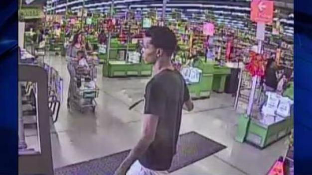 Search for Carjacking Suspect in Walmart Parking Lot