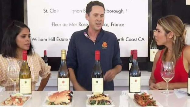 SoBe Seafood Festival: Pairing Wines With Talbott Vineyards