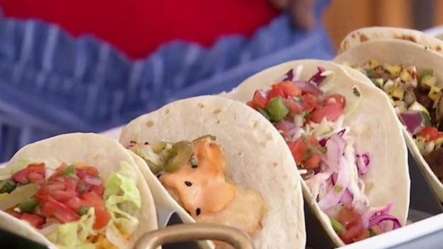 SoBe Seafood Festival: Taco Battle