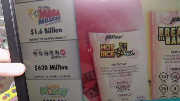 South Florida Catching Mega Millions Fever