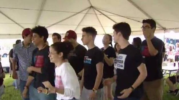 Student Activists Kick Off Summer Tour