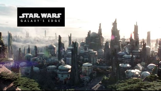 Disney Says Star Wars Lands Will Open in Summer, Fall 2019
