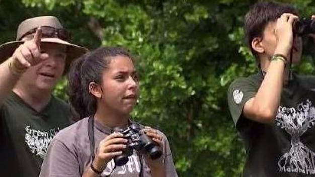 Teacher Needs Help Fundraising for Bird Watching Group