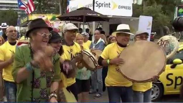 Third Annual Miami San Sebastian Street Festival