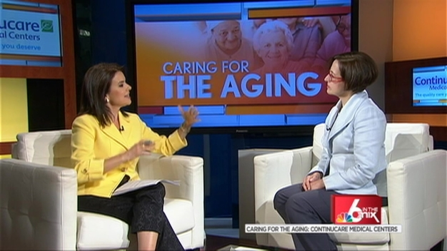 Continucare Caring For The Aging