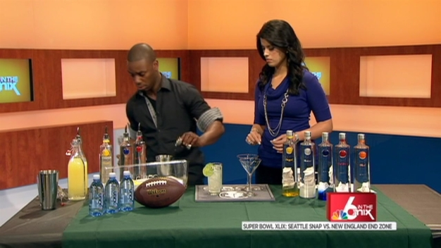 Game Day Mixology with Ciroc