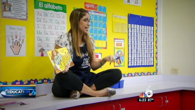 South Florida Schools Give Students Head Start on Learning 2 Languages