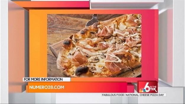 Fabulous Food: Numero 28 Pizzeria