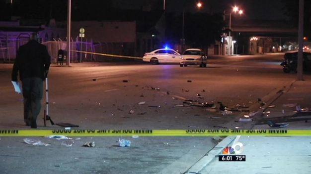 4 Hospitalized in Hit-and-Run at Liquor Store: Miami PD