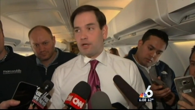 Analyst Breaks Down Preformances by Rubio, Bush in New Hampshire