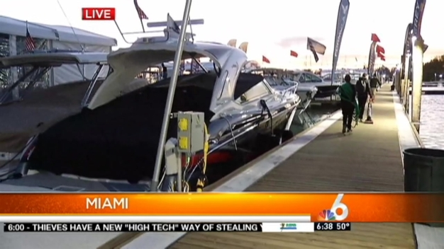 Miami International Boat Show Kicks Off
