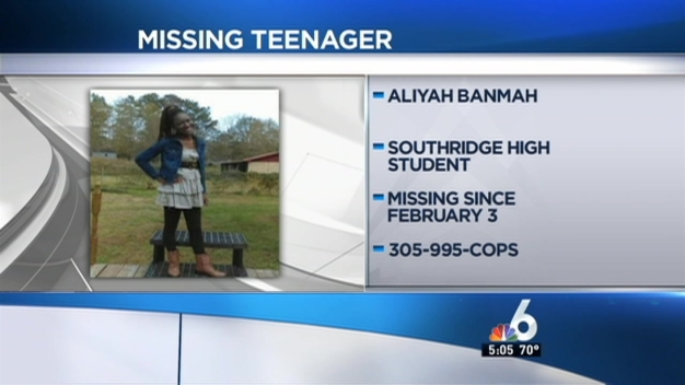Southridge High Student Missing: Miami-Dade Schools Police