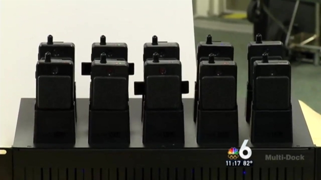 Miami-Dade Police Debut New Body Cameras