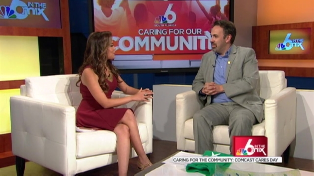 Caring for our Community: Comcast Cares Day