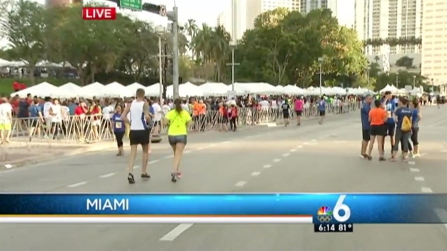 Mercedes Benz Corporate Run Set to Start