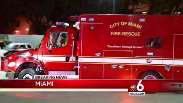 Miami Police Officers Injured in Crash