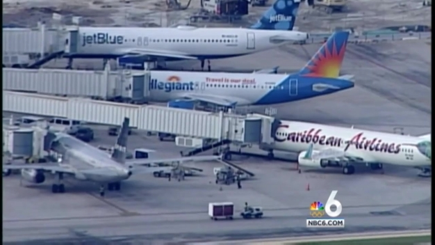 Allegiant Flight Diverted to FLL for Severe Turbulence