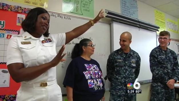 Fleet Week, Fort Lauderdale Air Show Give Back to South Florida