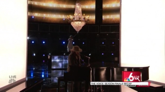 The Voice: Top 4 Perform