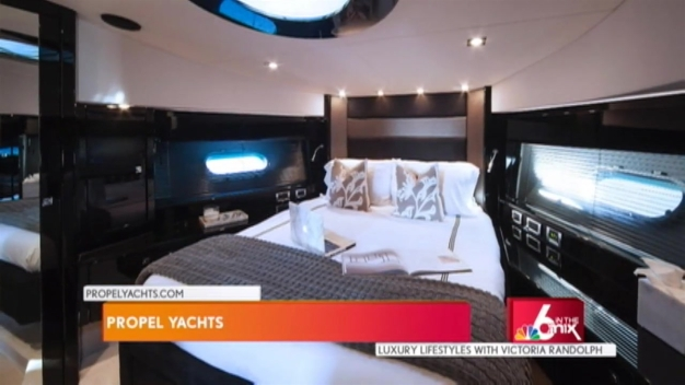 Luxury Lifestyles: Propel Yachts