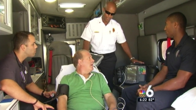 NBC 6 Shows Danger of Being Left in a Hot Car
