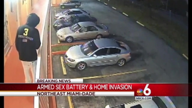 Man Sexually Assaulted Victims During Armed Home Invasion: Miami-Dade Police