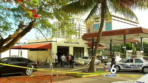 Coral Gables Gas Station Explosion, Employee Killed
