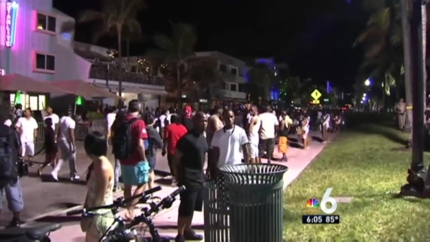 Miami Beach Police Step Up Social Media Presence During Urban Beach Week