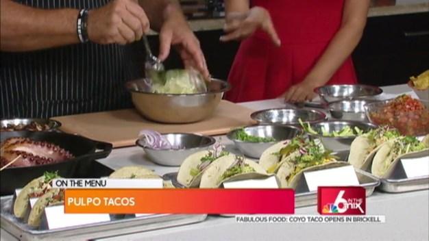 Fabulous Food: Coyo Tacos