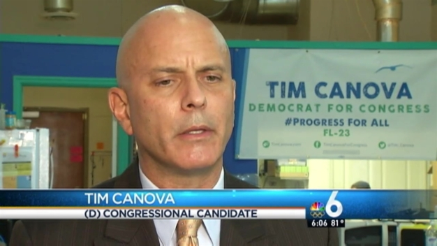 Debbie Wasserman Schultz Facing Primary Challenge from Tim Canova