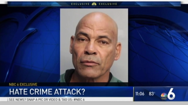 Victim Says Miami Bus Station Attack a Hate Crime