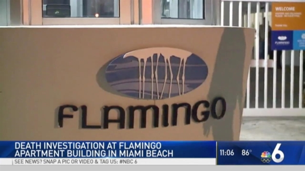 Police investigating suicide at Miami Beach apartment complex