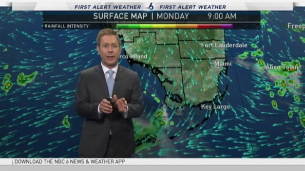 First Alert Weather 11 AM