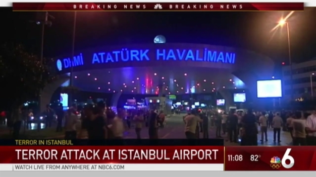 South Florida Native Discusses Istanbul Attack