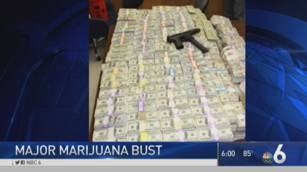 Siblings Arrested After $24 Million Found Hidden in Miami Lakes Home