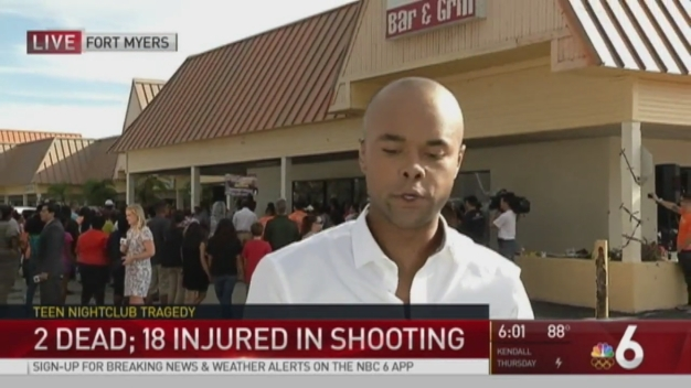 Investigation Continues Into Fort Myers Nightclub Shooting