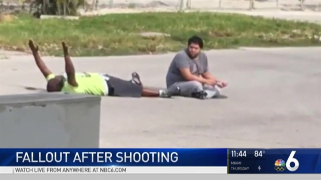 North Miami Police Receive Angry Phone Calls After Shooting