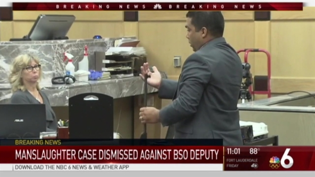 BSO Deputy has Manslaughter Charges Dismissed Using Stand Your Ground Defense
