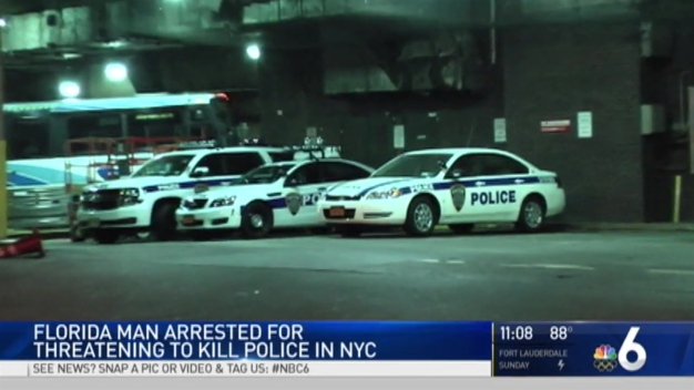 Florida Teen Arrested For Allegedly Making Threats to Kill NYC Cops