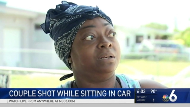 Couple Shot While Sitting Inside Car in Miami Gardens, 1 Dead