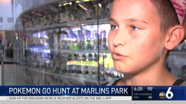 Marlins Park to Host 'Pokemon' Go Battle at Ballpark