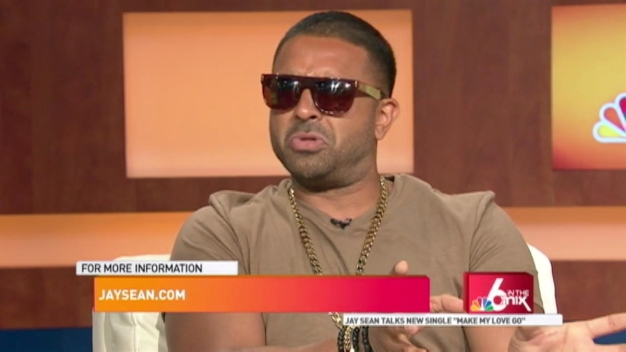 Jay Sean Talks New Single, Yoga
