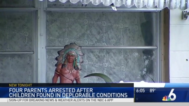 4 Arrested After Children Found in Filthy Conditions in Miami Gardens