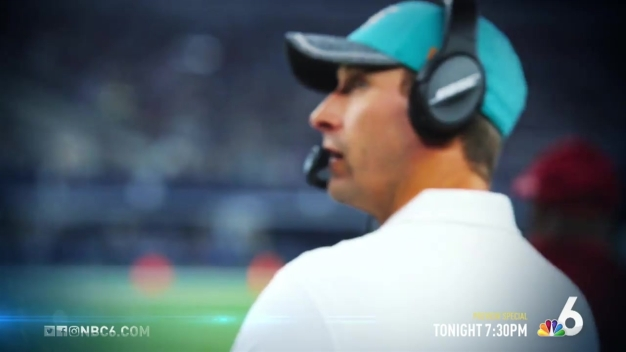 Catch Miami Dolphins Action on NBC 6!