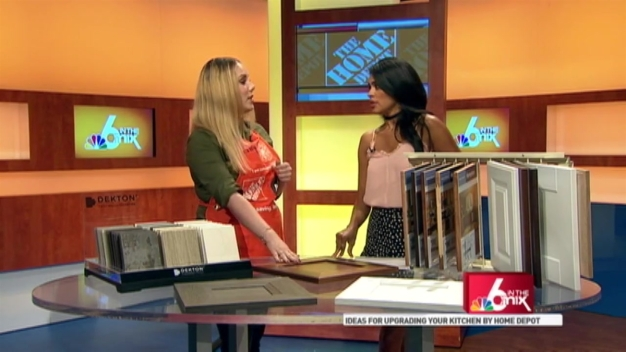 Kitchen Upgrades with the Home Depot
