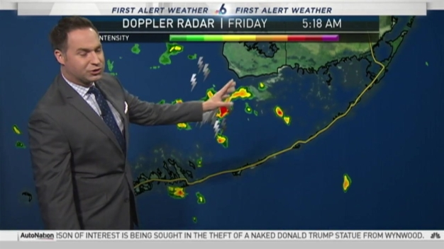 First Alert Weather - September 23rd 5:30 AM