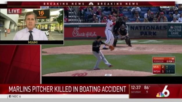 Miami Marlins Mourn Loss of Pitcher Jose Fernandez